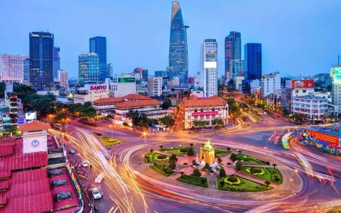 Planning HCMC to 2040, vision 2060