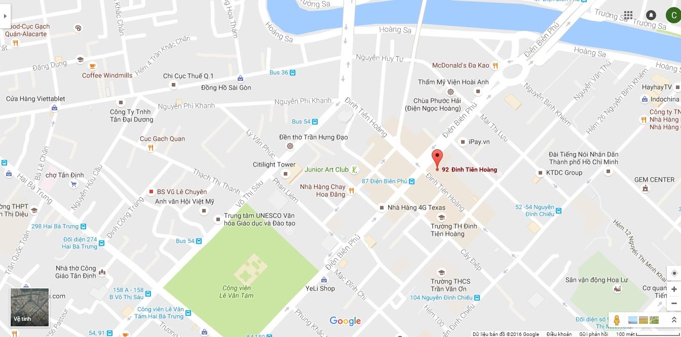 Map DTH