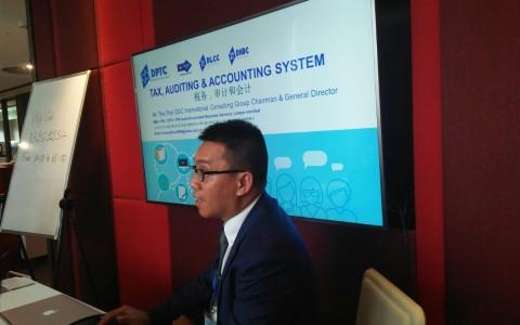 Hội thảo về môi trường kinh doanh Việt Nam, Hệ thống kế toán và thuế tại Việt Nam cho nhà đầu tư Trung Quốc tại thành phố Hồ Chí Minh 06.2018