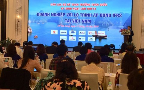 Enterprises with the roadmap to apply IFRS in Vietnam