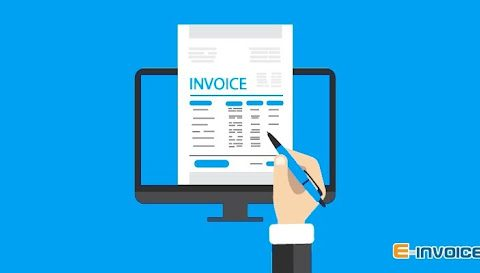 NOTICE ON APPLICATION OF ELECTRONIC INVOICE FROM 2022